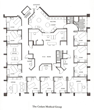 Free commercial buildings floor plans floor plans for Commercial building blueprints free